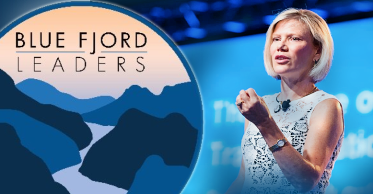 Blue Fjord Leaders CEO Shelley Row shares Leadership Lessons from 2020 pandemic